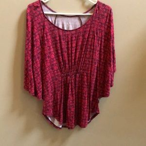 Women's dolman shirt